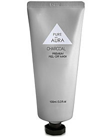 Pure Aura Charcoal Peel-Off Mask, 100 ml