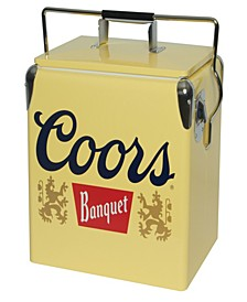 Coors Light Banquet Ice Chest Cooler