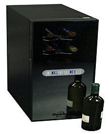 Koolatron 12 Bottle Dual Zone Wine Cellar
