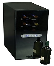 Koolatron 12 Bottle Dual Zone Wine Cellar