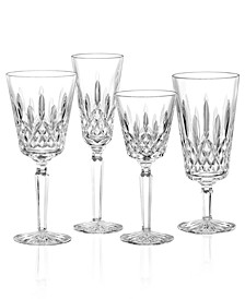 Stemware, Lismore Tall Collection