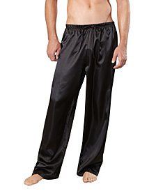Unisex Satin Charmeuse Pants