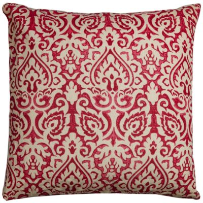 """22"""" x 22"""" Damask Pillow Cover"""