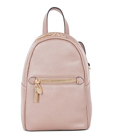 Céline Dion Collection Leather Adagio Backpack