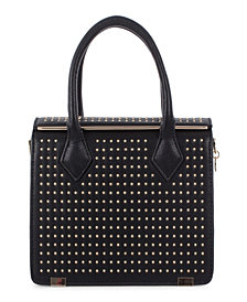Céline Dion Collection Leather-Like Minor Satchel