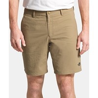 Deals on The North Face Men's Flat Front Adventure Shorts