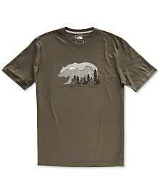 The North Face Men's Bearitage Rights Graphic T-Shirt