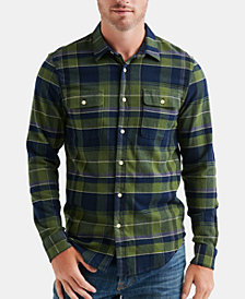 Lucky Brand Men's Workwear Plaid Shirt
