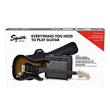 Fender Squier Affinity Series Electric Guitar Starter Pack