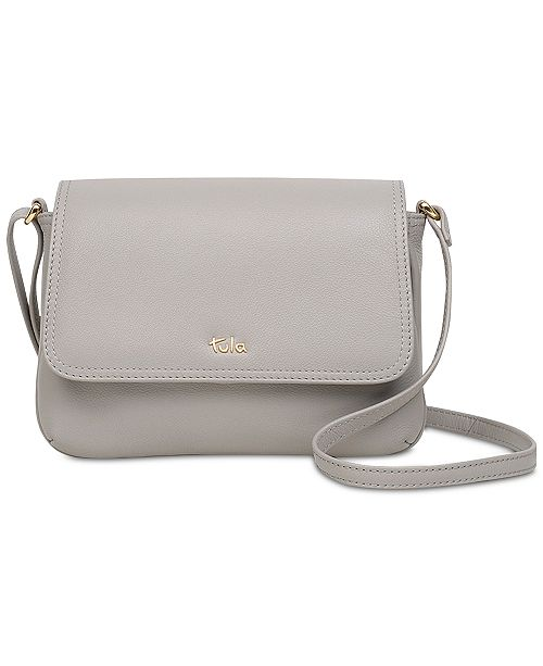 c8755a1b5892 tula Small Flapover Crossbody   Reviews - Handbags   Accessories ...