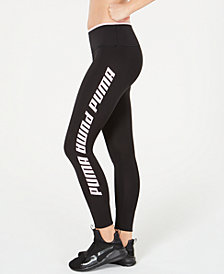 Puma Modern Sports Fold-Up Logo Leggings