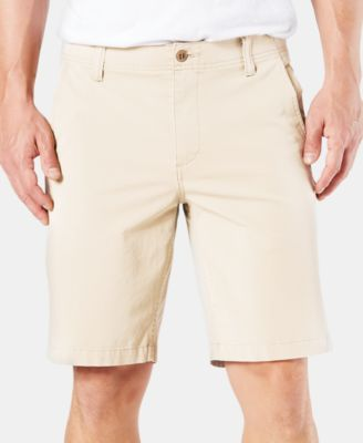 "Image of Dockers Straight Fit Chino Smart 360 Flex 4-way Stretch 9.5"" Shorts D2"
