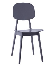 Tao Grey Chair, Set of 2