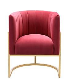 Magnolia Velvet Chair