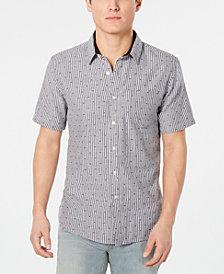 American Rag Men's Short Sleeve Shirt, Created for Macy's