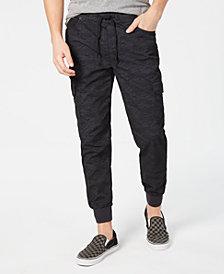 American Rag Men's Tonal Camo Jogger Pants, Created for Macy's