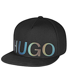 HUGO Men's Graphic Logo Hat