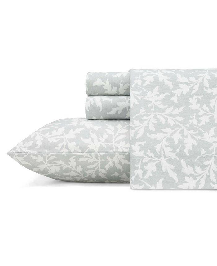 Laura Ashley - Crestwood Pastel Sheet Set, Full