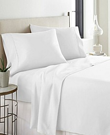 Heavy Weight Cotton Flannel Sheet Set King