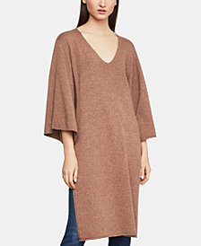 BCBGMAXAZRIA Oversized Tunic Sweater