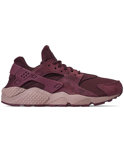 d538f8d121cf ... Nike Women s Air Huarache Run BL Running Sneakers from Finish Line ...