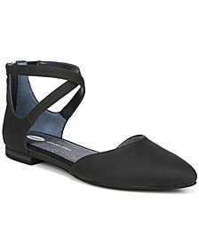 Women's Adjustify Flats