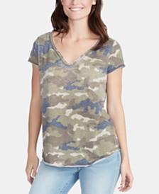 WILLIAM RAST Cooper Henley T-Shirt