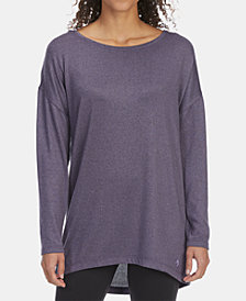 EMS® Women's Cochituate Scoop-Neck Long-Sleeve Top