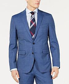 Cole Haan Men's Slim-Fit Pin-Dot Jacket