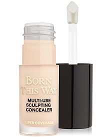 Born This Way Super Coverage Multi-Use Sculpting Concealer, Travel Size