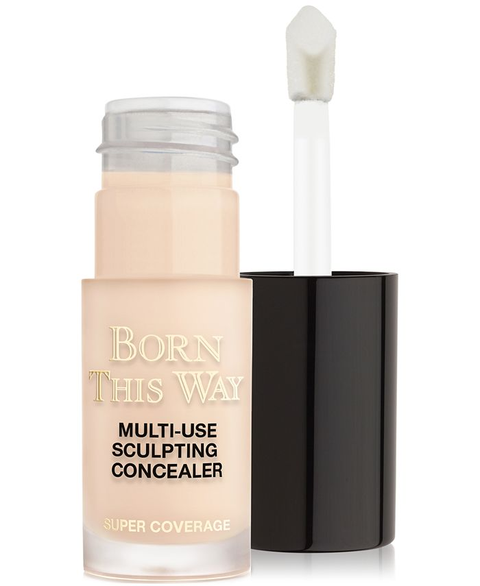 Too Faced - Born This Way Super Coverage Multi-Use Sculpting Concealer, 0.13-oz.