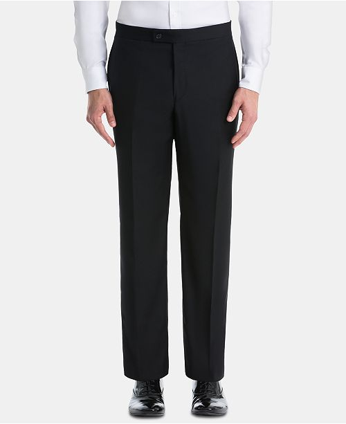 Lauren Ralph Lauren Men's Classic-Fit Tuxedo Pants
