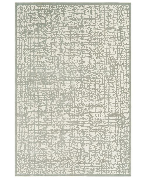 "Surya Aesop ASP-2321 Sea Foam 6'7"" x 9'6"" Area Rug"