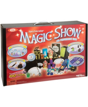 100-Trick Spectacular Magic Show Suitcase