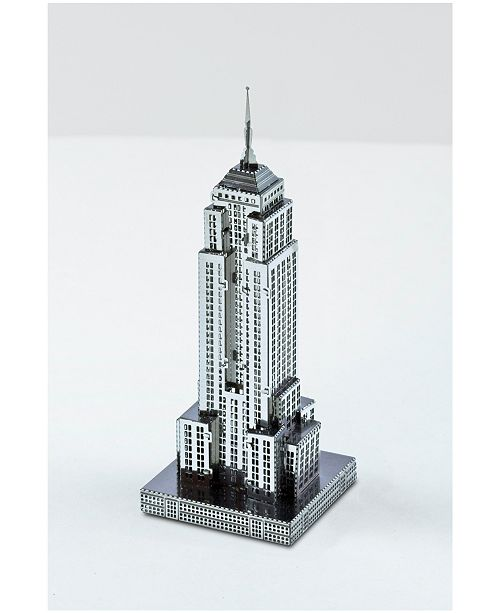 Fascinations Metal Earth 3D Metal Model Kit - Empire State Building