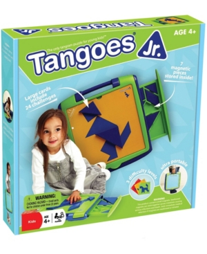 Tangoes Jr. Puzzle Game