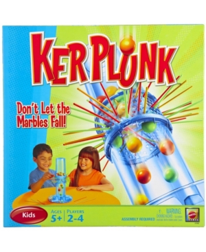 Ker Plunk! Game Puzzle Game