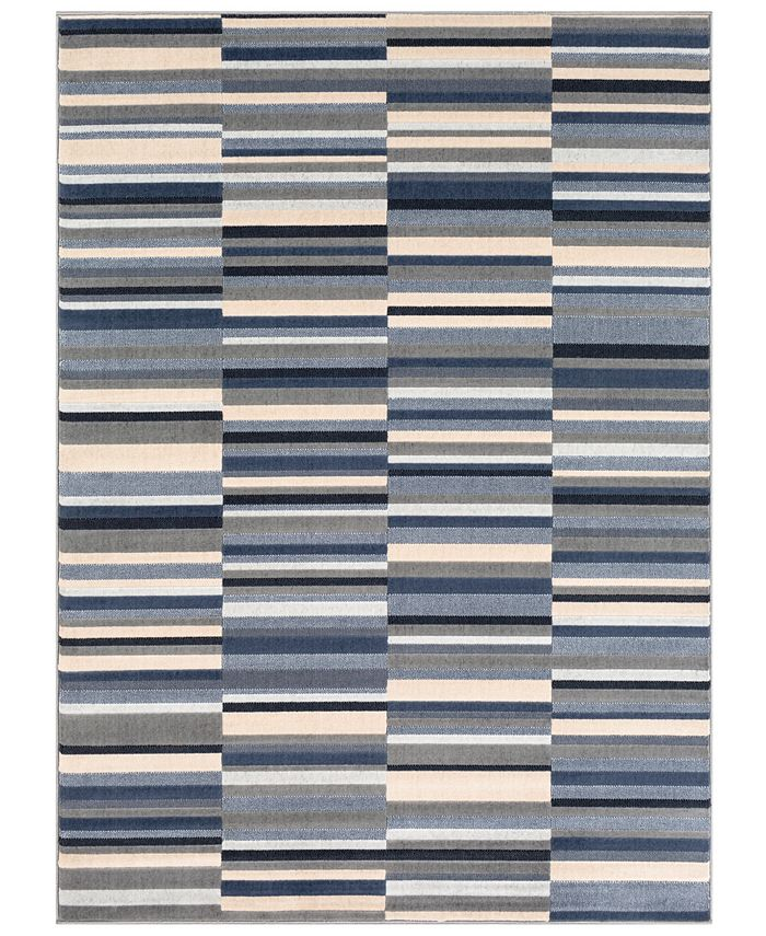 """Abbie & Allie Rugs - City CIT-2326 Taupe 3'11"""" x 5'7"""" Area Rug"""