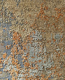 "Colaba COA-2003 Olive 18"" Square Swatch"