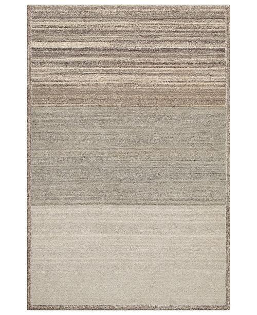 Surya Equilibrium EBM-1004 Taupe 2' x 3' Area Rug
