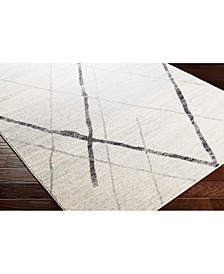 "Elaziz ELZ-2323 Light Gray 18"" Square Swatch"