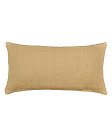 Rachael Ray Home Jute Chevron Throw Pillow