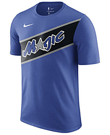 Nike Men's Orlando Magic Hardwood Classics Logo T-Shirt