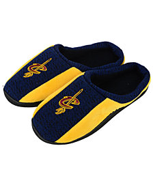 Forever Collectibles Cleveland Cavaliers Knit Cup Sole Slippers