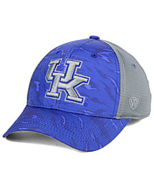Top of the World Kentucky Wildcats Tiger Camo Flex Stretch Fitted Cap