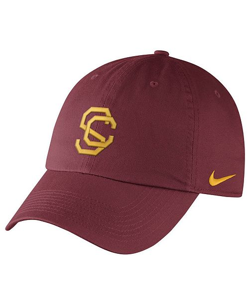Nike USC Trojans Core Easy Adjustable Strapback Cap