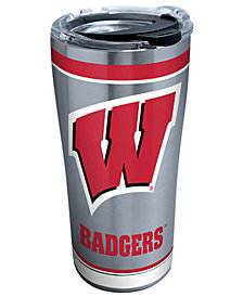 Tervis Tumbler Wisconsin Badgers 20oz Tradition Stainless Steel Tumbler