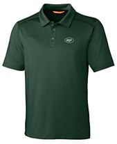5b646ee81 Cutter   Buck Men s New York Jets Chance Polo