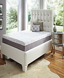 Comfort Loft with Ebonite Memory Foam and Comfort Choice, Queen