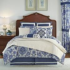Leland 4-Piece  King Comforter Set